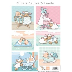 AK0085 - Elines babies & lambs