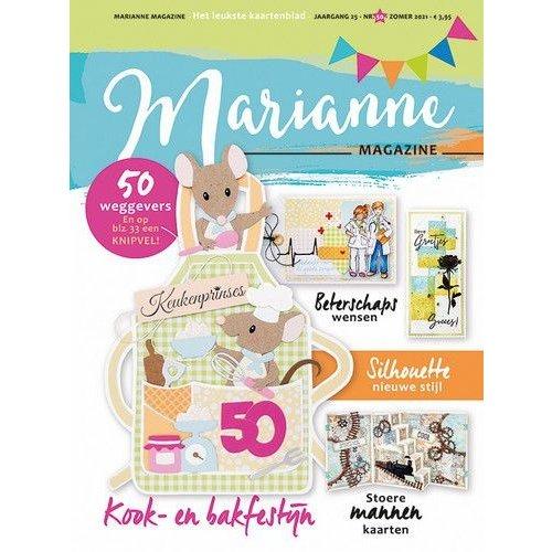 Marianne Design Marianne 50 - Marianne Magazine 50