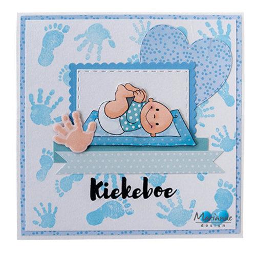 Marianne Design AK0085 - Elines babies & lambs