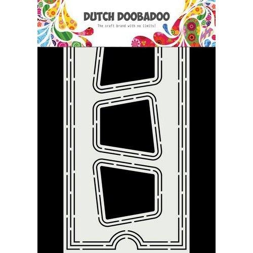 Dutch Doobadoo Dutch Card Art Slimline Ticket 470.713.869 10,5x21cm