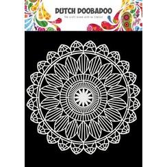 Dutch Doobadoo Mask Art 15cm Mandala 148x148mm