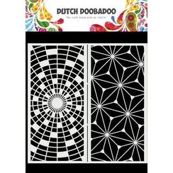 Dutch Doobadoo Dutch Mask Art Slimline Art