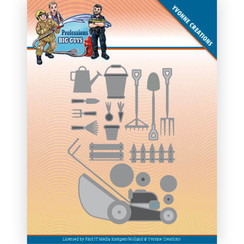YCD10240 - Mal - Yvonne Creations - Big Guys Professions - Gardening