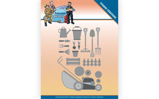 Yvonne Creations Big Guys Professions Collectie