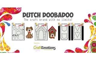 Dutch Doobadoo Mei 2021 Collectie
