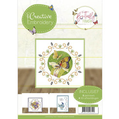 CB10026 - Creative Embroidery 26 - Jeanine's Art - Butterfly Touch