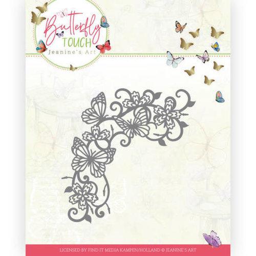 JAD10124 - Mal - Jeanines Art - Butterfly Touch - Swirls and Butterflies