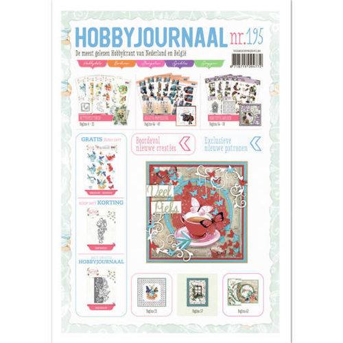 HJ195 - hobbyjournaal 195
