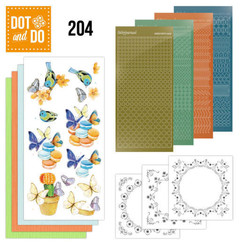 DODO204 - Dot and Do 204 - Jeanine's Art - Butterfly Touch