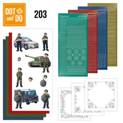 DODO203 - Dot and Do 203 - Yvonne Creations - Big Guys - Professions