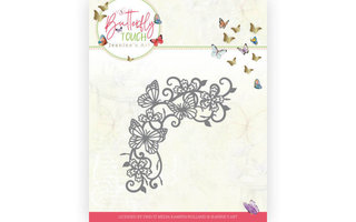 Jeanines Art Butterfly Touch Collectie