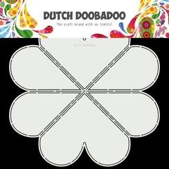 Dutch Doobadoo Dutch Card Hart 30x30cm 470.713.867