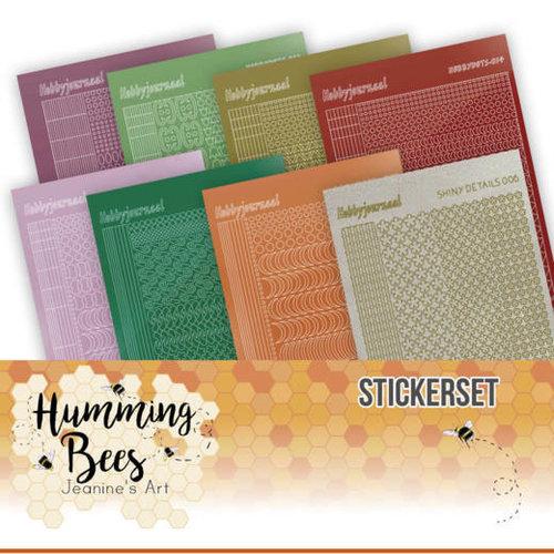 CHSTS015 - Creative Hobbydots Stickerset 15