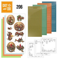 DODO206 - Dot and Do 206 - Amy Design - History of Christmas