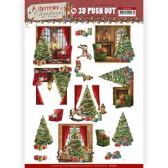 SB10566 - Uitdrukvel - Amy Design - History of Christmas - Christmas Home