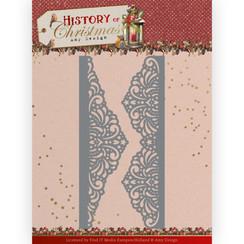 ADD10247 - Mal - Amy Design - History of Christmas - Lacy Christmas Borders
