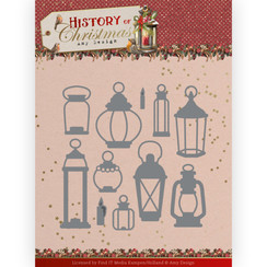 ADD10248 - Mal - Amy Design - History of Christmas - All Kinds of Lanterns
