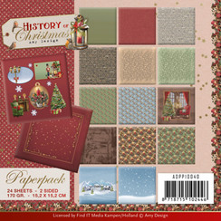 ADPP10040 - Papierpak - Amy Design - History of Christmas