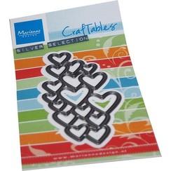 CR1555 - Art texture - harten