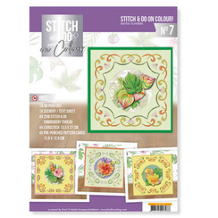 STDOOC10007 - Stitch and Do on Colour 007