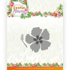 JAD10134 - Mal - Jeanines Art - Exotic Flowers - Exotic Hibiscus