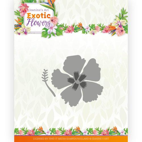 Jeanines Art JAD10134 - Mal - Jeanines Art - Exotic Flowers - Exotic Hibiscus