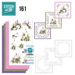 STDO161 - Stitch en Do 161 - Precious Marieke - The Best Christmas Ever.