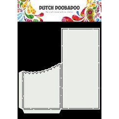 Dutch Doobadoo Dutch Card Art Slimline Scallop pocket 470.713.877