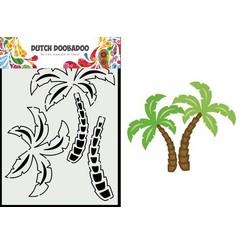 Dutch Doobadoo Dutch Card Art Palmboom A5 470.713.879