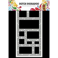 Dutch Doobadoo Mask Art Slimline Vierkanten 470.715.827