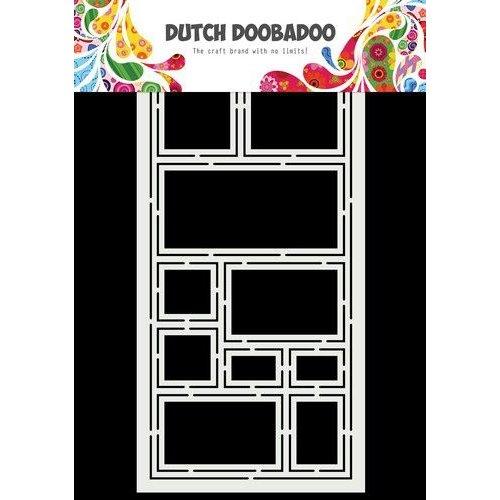 Dutch Doobadoo Dutch Doobadoo Mask Art Slimline Vierkanten 470.715.827