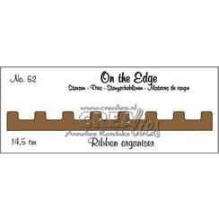 Crealies On the Edge die stans no. 52 CLOTE52 14,5cm