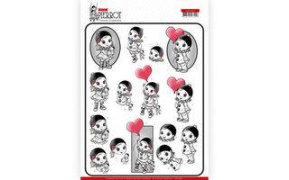 Yvonne Creations Petit Pierrot Collectie
