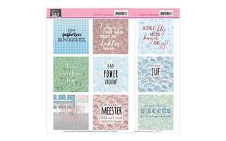 Yvonne Creations Bubbly Girls Professions Collectie