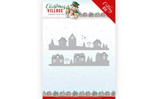 Yvonne Creations Christmas village Collectie