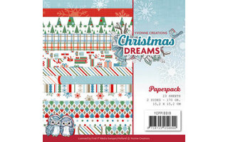 Yvonne Creations Christmas Dreams Collectie