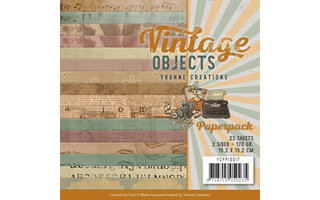 Yvonne Creations Vintage Objects Collectie