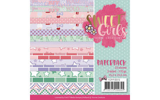 Yvonne Creations Sweet Girls Collectie