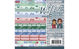 Yvonne Creations Wild Boys Collectie