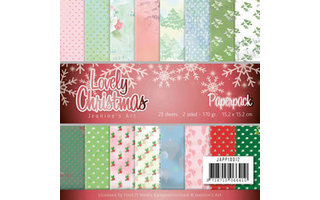 Jeanines Art Lovely Christmas Collectie