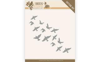 Jeanines Art Jeanine's Art - Birds and Flowers Collectie