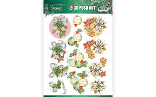 Jeanines Art Christmas Flowers Collectie