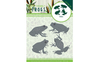 Amy Design Friendly Frogs Collectie