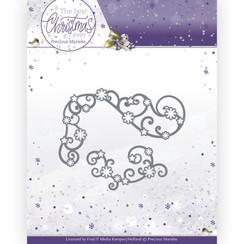 PM10212 - Mal - Precious Marieke - The Best Christmas Ever - Star Swirls