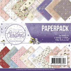 PMPP10032 - Papierpak - Precious Marieke - The Best Christmas Ever