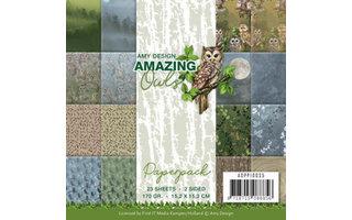 Amy Design Amazing Owls Collectie