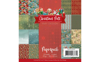 Amy Design Christmas Pets Collectie