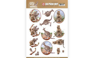 Amy Design Wild Animals Outback Collectie