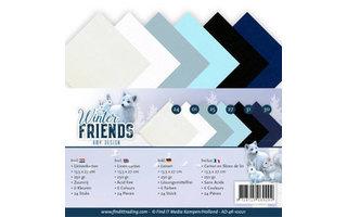 Amy Design Winter Friends Collectie