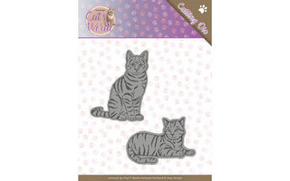 Amy Design Cats World Collectie